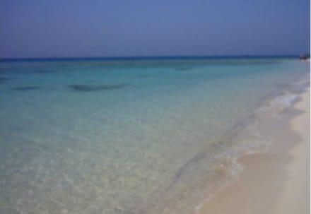 Strand von Mahmeya - Giftun / Mahmya Inseln