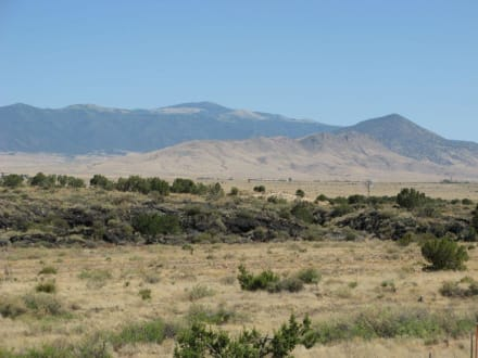 Valley of Fires Recreation Area in New Mexico - Valley of Fires Recreation Area