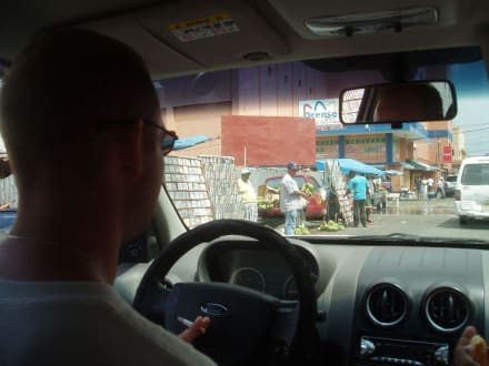 Unterwegs in La Romana - Transport
