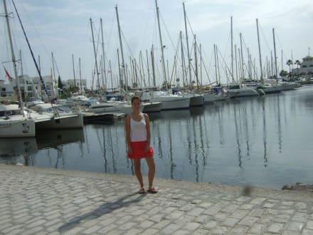 Hafen - Port el Kantaoui - Yachthafen Port el Kantaoui