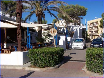 Cafe3 an der Promenade - Cafe 3 Tres