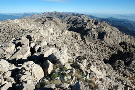 Alacabel - Berge - Alacabel - Berge