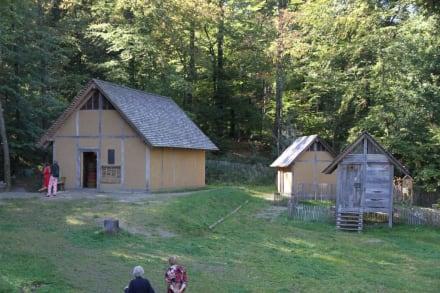 Museumsgebäude - Römer & Kelten Route