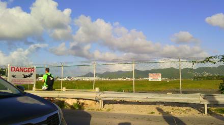 Maho Beach in St. Maarten - Maho Beach
