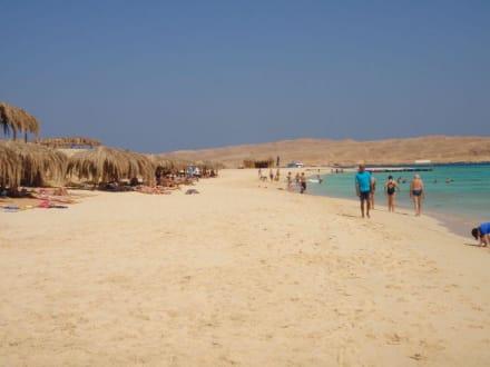 Strand zum erholen - Giftun / Mahmya Inseln
