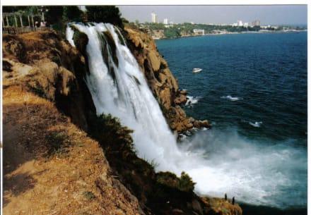 Alexandria Wasserfall - Unterer Düden Wasserfall / Karpuzkaldiran Şelalesi