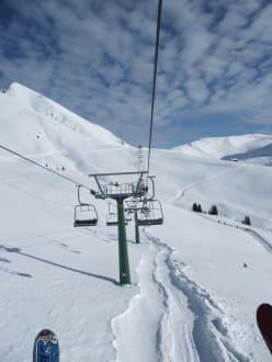 Skigebiet Meran2000 - Skigebiet Meran 2000