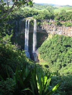 Camarell falls - Chamarel-Wasserfall