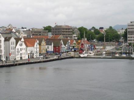 Stavanger Hafen - Hafen Stavanger