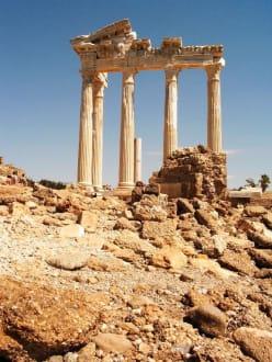 Side - Apollon Tempel