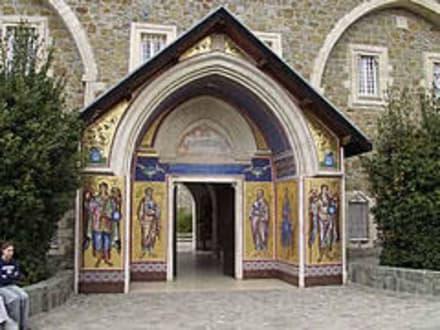 Panageia tou Kykkou - Kloster Kykkos / Kykkou