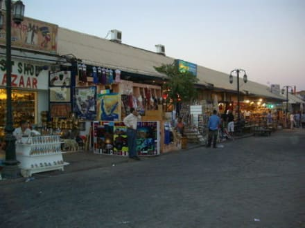 Old Market (Sharm el Sheik) - Alter Markt Sharm el Sheikh