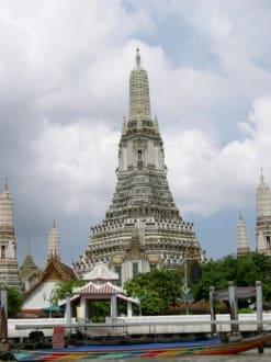 Bangkok - Wat Arun - Wat Arun