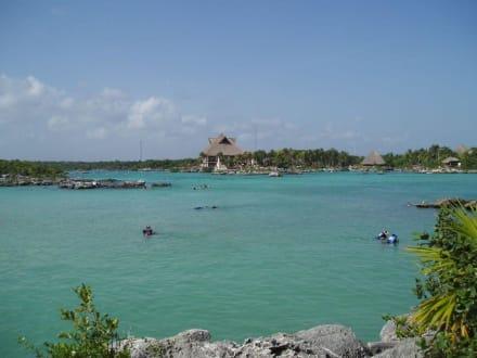Xel-Ha Lagune Yukatan - Xel-Ha Nationalpark