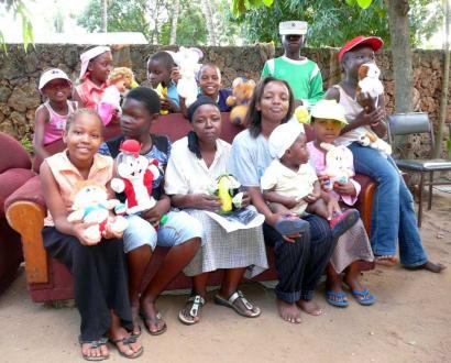 Waisenhaus - Mombasa Rescue Center