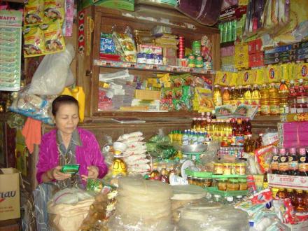 Tante Emma Laden - Markt