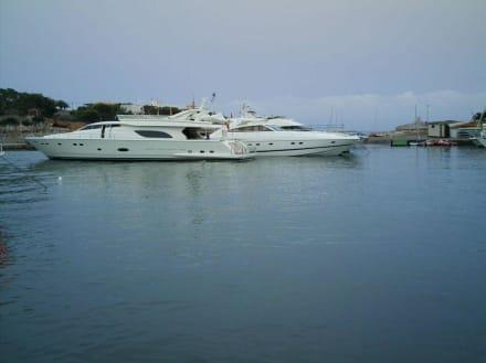 Hafen von Porto Christo - Yachthafen Porto Cristo