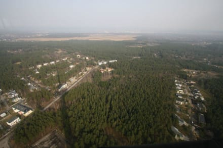 Sicht vom Fernsehturm - Fernsehturm