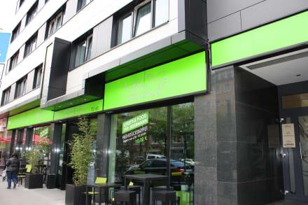 Eingangsbereich bild novum style hotel accord in hamburg for Hotel hamburg stylisch