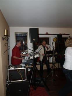 Tanzabend im Hotel - Essen & Trinken
