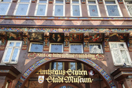 Stadt Museum im Knochenhaueramtshaus - Stadtmuseum