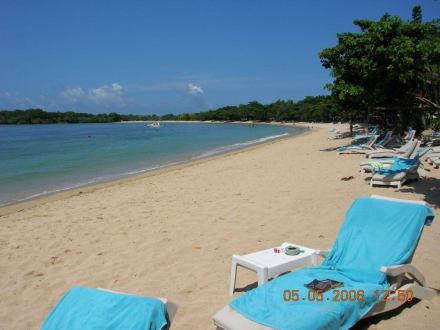 Strand beim Westin Resort - Strand Nusa Dua