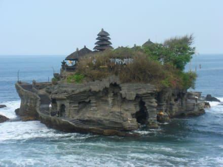 Mit Tika zum Tanah Lot - Reiseführer Tika