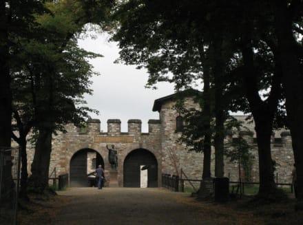Saalburg - Römerkastell Saalburg