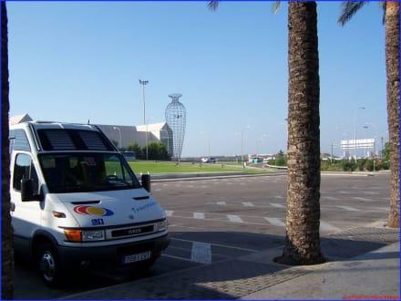 Aeroport Son Sant de Joan Palma - Flughafen Palma de Mallorca/Son Sant Joan (PMI)