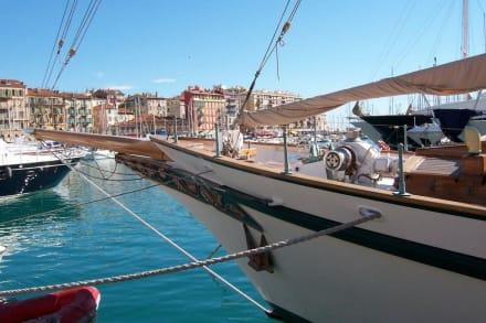 Hafen von Nizza - Hafen Nizza