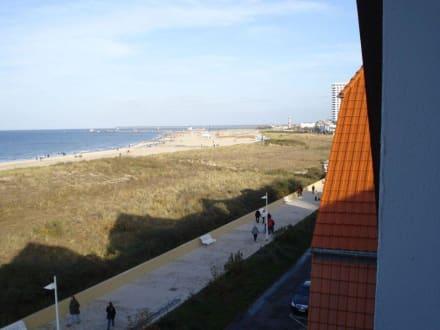 Aussicht 1 - Kurhotel Sanddorn