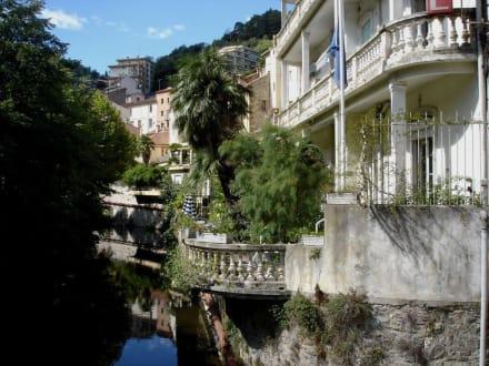 Amélie-les-Baines - Zentrum Amélie-les-Bains-Palalda
