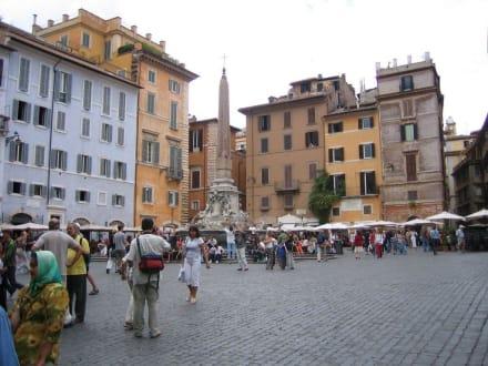 Piazza della Rotonde - Piazza de Pantheon