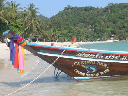 Strand Thong Nai Pan Beach - Strand Thong Nai Pan Beach
