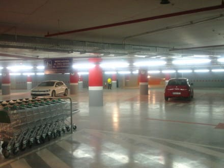 Auto/Bus - Einkaufszentrum Las Arenas
