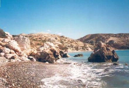 Zypern - Aphroditefelsen - Geburtsort der Aphrodite - Petra Tou Ramiou