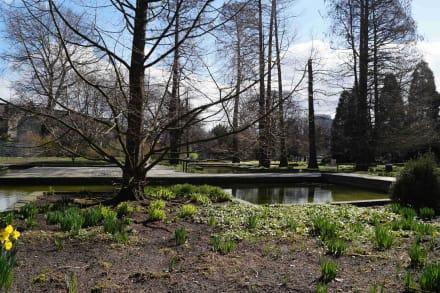 Anlage Planten un Blomen - Parkanlage Planten un Blomen