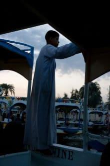 Die Nilfahrt - Bootstour Luxor