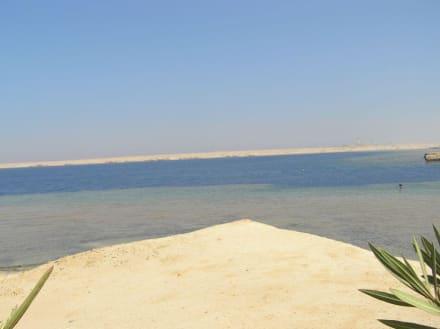 Herrlicher Ausblick - Sharm El Naga