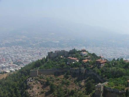 alanya7 - Burg von Alanya  (Ic Kale)