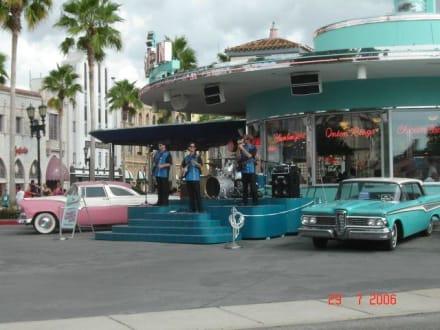 die gute alte Zeit - Universal Studios Florida