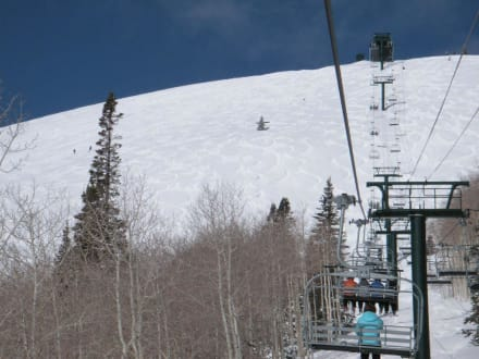 Empire Canyon Lift - Deer Valley Resort