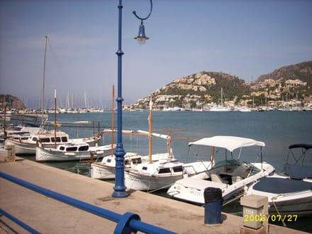 Ausflug nach Andraitx - Hafen Puerto de Andraitx/Port d'Andratx