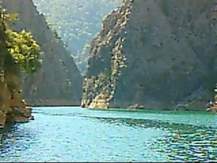 Paradise Garden Green Canyon Ausflug - Oymapinar Baraji/ Stausee Green Lake & Green Canyon