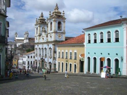 """Alststadt von Salvador \"""" Pelourinho\"""" - Altstadt Salvador de Bahia"""