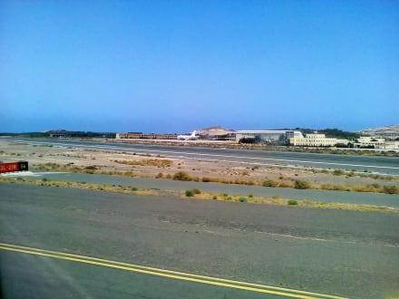 Flughafen Gran Canaria (LPA) in Las Palmas - Flughafen Gran Canaria (LPA)