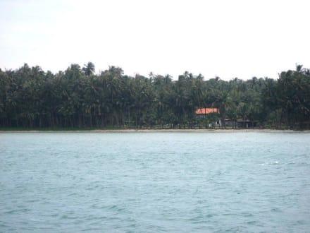 Blick auf Koh Maak - Schnorchel-Bootstour Kon Tiki Koh Chang