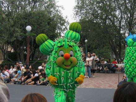 Amusement Park - Tokyo Disney Resort Leisure Park