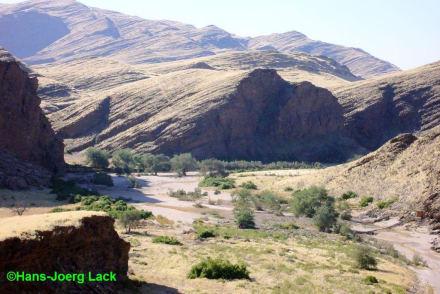Landschafts-Motiv - Fishriver Canyon