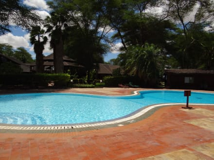 Amboseli Lodges Hotels Hotel ol Tukai Lodge in